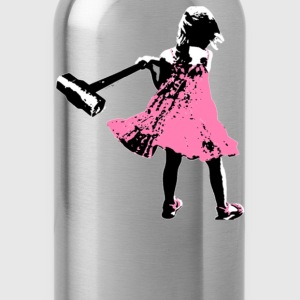 Axe Girl - Water Bottle