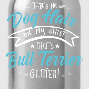 Glitter Bull Terrier T-Shirts - Water Bottle