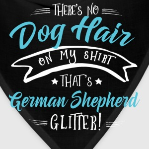 Glitter German Shepherd T-Shirts - Bandana
