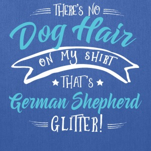 Glitter German Shepherd T-Shirts - Tote Bag