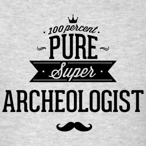 100 percent pure super archeologist Sportswear - Men's T-Shirt