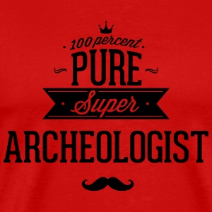 100 percent pure super archeologist Sportswear - Men's Premium T-Shirt