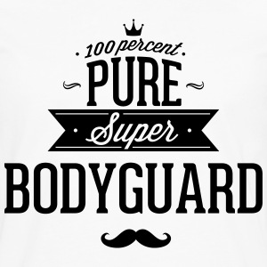 100 percent pure super bodyguard T-Shirts - Men's Premium Long Sleeve T-Shirt