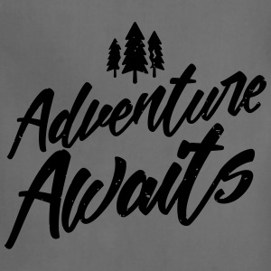 adventure-awaits T-Shirts - Adjustable Apron