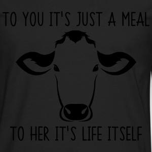 To her it's life T-Shirts - Men's Premium Long Sleeve T-Shirt