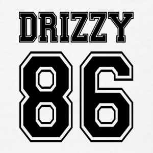 Team Drizzy Drake 86 shirt  - Men's T-Shirt