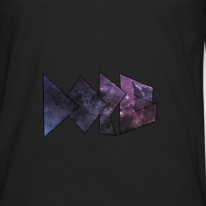 Space Dope logo Hoodie - Men's Premium Long Sleeve T-Shirt
