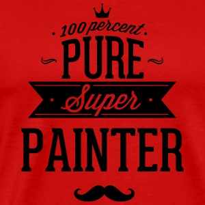100 percent pure super painter Sportswear - Men's Premium T-Shirt