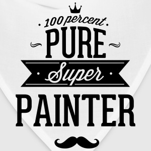 100 percent pure super painter Hoodies - Bandana