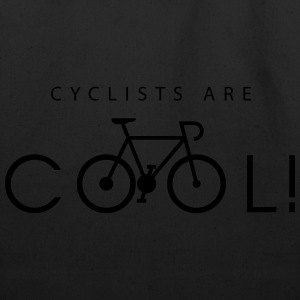 cyclists_are_cool_09_2016 T-Shirts - Eco-Friendly Cotton Tote