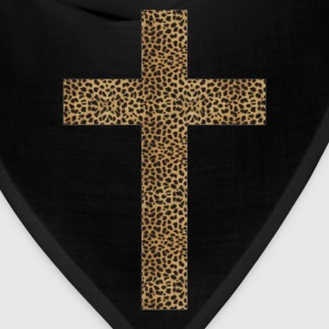 cross leopard - Bandana