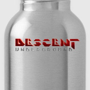 Descent: Underground Logo T-Shirts - Water Bottle