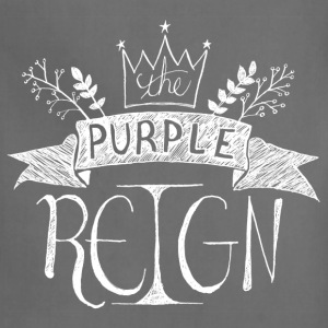 purple reign T-Shirts - Adjustable Apron