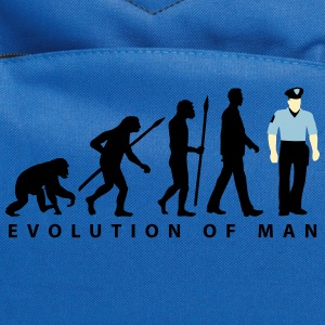 evolution_a_us_cop_police_marshall_09_20 T-Shirts - Computer Backpack