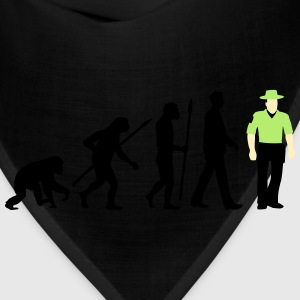 evolution_b_us_cop_police_marshall_09_20 T-Shirts - Bandana