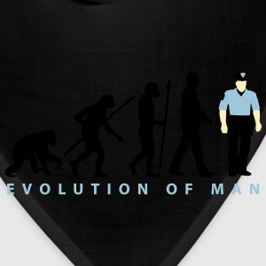 evolution_a_us_cop_police_marshall_09_20 Kids' Shirts - Bandana