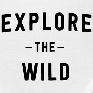 Explore the Wild T-Shirts - Bandana