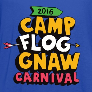 Camp Flog Gnaw Carnival 2016 - Women's Flowy Tank Top by Bella