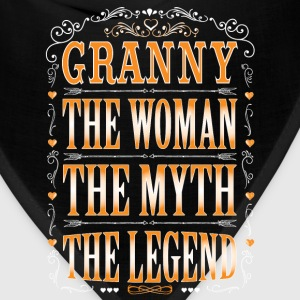 Granny The Legend... T-Shirts - Bandana