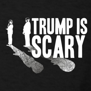 Trump is Scary Mug - Men's T-Shirt