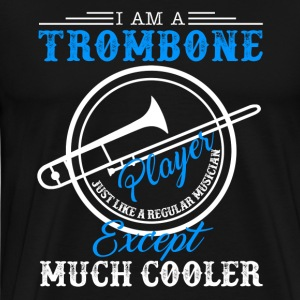 I Am A Trombone Player - Men's Premium T-Shirt