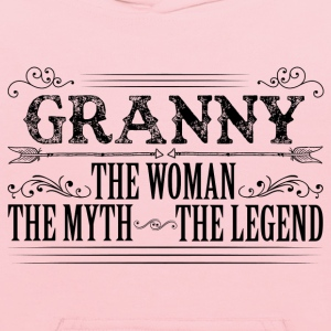 Granny The Legend... T-Shirts - Kids' Hoodie