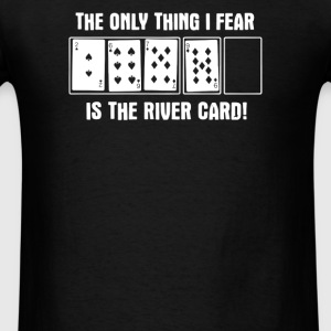 Funny Domino Card Games - Men's T-Shirt