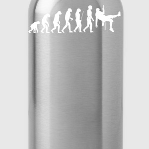 Evolution  Klettern Climbing Sport Hobby - Water Bottle