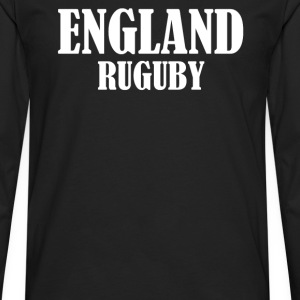 England Rugby - Men's Premium Long Sleeve T-Shirt