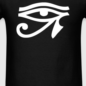 Eye Of Horus - All Seeing Eye Mason - Men's T-Shirt