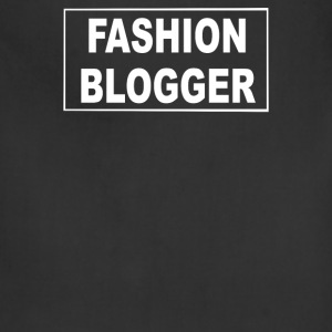 fashion blogger - Adjustable Apron
