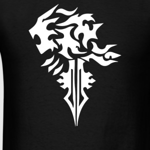 fantasy lionheart - Men's T-Shirt