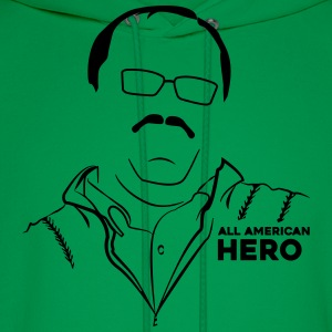 Ken Bone - American Hero - Red Sweater Guy T-Shirts - Men's Hoodie