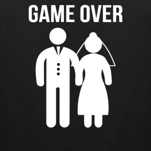 Game Over Funny - Men's Premium Tank