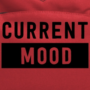 Current Mood T-Shirts - Computer Backpack