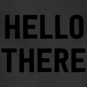 Hello There T-Shirts - Adjustable Apron