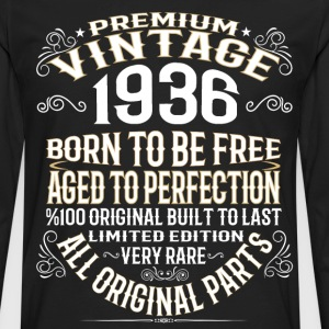 PREMIUM VINTAGE 1936 T-Shirts - Men's Premium Long Sleeve T-Shirt