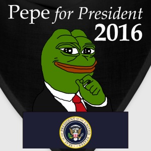 Pepe for President  - Bandana