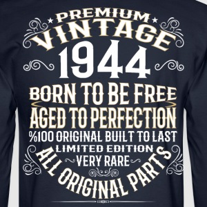 PREMIUM VINTAGE 1944 T-Shirts - Men's Long Sleeve T-Shirt