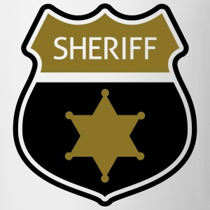sheriff T-Shirts - Coffee/Tea Mug