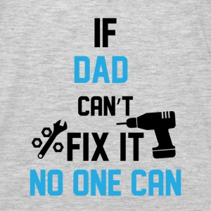 If Dad Can't Fix It No Hoodies - Men's Premium Long Sleeve T-Shirt