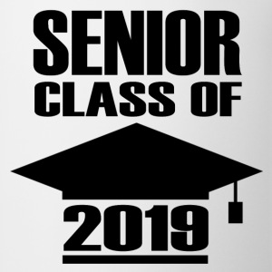 SENIOR 20191.png T-Shirts - Coffee/Tea Mug