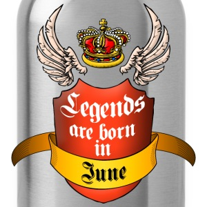 Legends June T-Shirts - Water Bottle