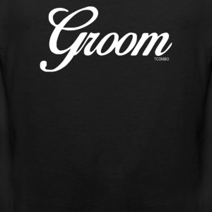 groom - Men's Premium Tank