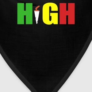 high rasta - Bandana