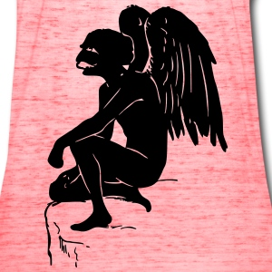 Older angel - Women's Flowy Tank Top by Bella