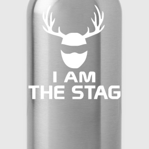 I Am The Stag Stag Night Hen Wedding - Water Bottle