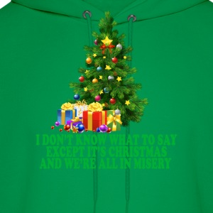 christmas_vacation_misery_ - Men's Hoodie