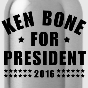 Ken Bone For President Long Sleeve Shirts - Water Bottle