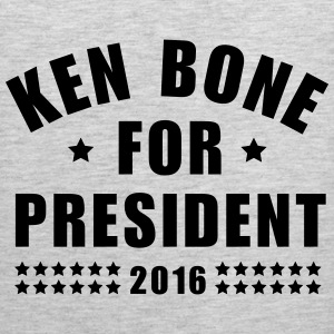Ken Bone For President Long Sleeve Shirts - Men's Premium Tank